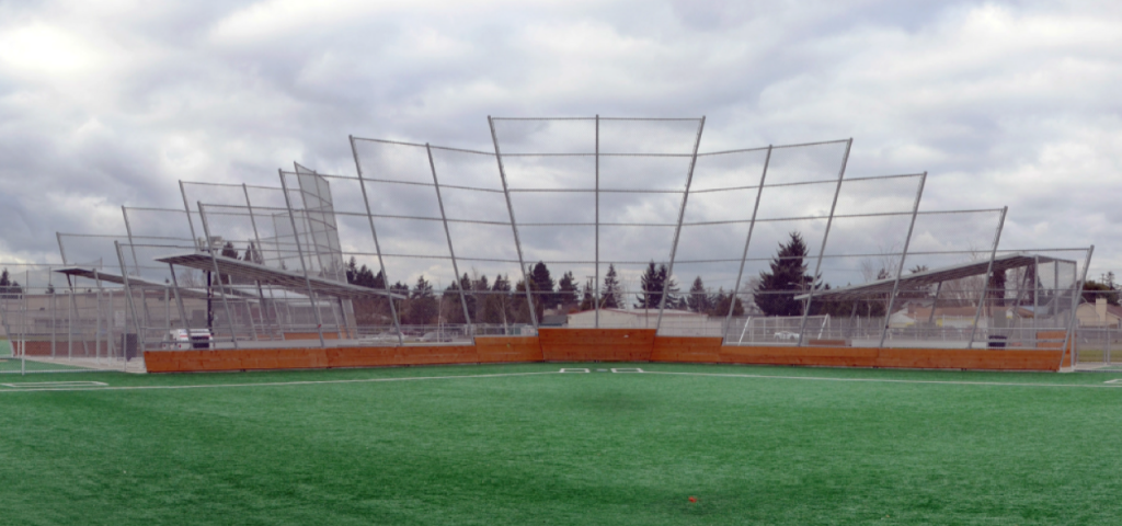 BROWNS ATHLETIC FIELD