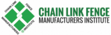 Chain Link Fence Manufacturers Institute (CLFMI) Sticky Logo